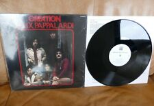 LP Felix Pappalardi, Creation: s/t  Blues Rock, Prog Rock Reissue