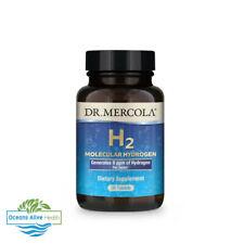 H2 Molecular Hydrogen | Dr Mercola | 30 Capsules