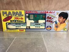 Tomy Plarail Voice Controlled Shinkansen Train, in 99% Condition