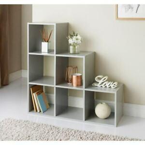 LOKKEN 1 2 3 Cubes Shelving unit Grey Storage unit
