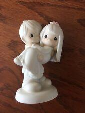 """Enesco Wedding Precious Moments """"Bless You Two"""" E9255"""