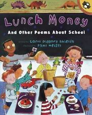 Lunch Money And Other Poems About School (Turtleback School & Library Binding