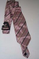 NEUF AUTHENTIQUE  cravate ALTEA Milano 100% soie  TBEG  vintage
