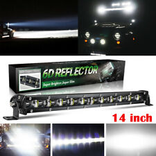 "CoLight 14"" Ultra-thin LED Light Bar ENERGY SAVING Low Power SUPER BRIGHT Lamp"