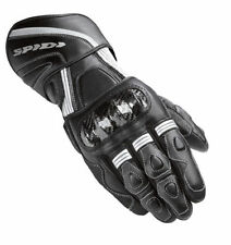 Leather Waterproof Spidi Knuckles Motorcycle Gloves