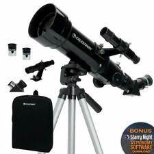 Celestron 21035 TRAVEL Scope 70 Telescope | QUICK Setup | LIGHTWEIGHT | NEW!