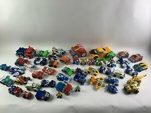 Transformers Rescue Bots LOT HUGE