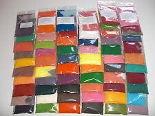 20 x 5 G colorant poudre aromatisée 60 parfums (pas pour macarons)