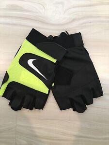 Nike Men's Legendary Training Gloves XXL Black/Volt New