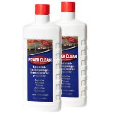 (19,90€/L) Teppichreiniger Polsterreiniger Power Clean Reiniger 2x500ml