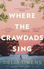 Where the crawdads sing by Delia Owens (Paperback / softback) Quality guaranteed