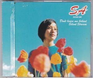Ami Suzuki  - Don't Leave Me Behind Silent Stream - CD (4 x Track Sony Japan)