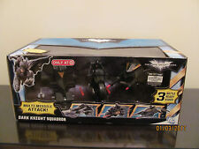 NEW BATMAN dark knight rises squadron only at Target batcycle copter treadator