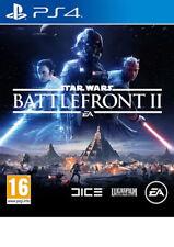STAR Wars Battlefront II (2) PS4 consegna veloce Nuovo di zecca!