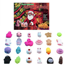 Christmas Temporary Kids Party Bag Fillers Advent Calendar Toy Decompressed Toys
