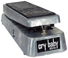 DUNLOP ZW-45 ZAK WYLDE SIGNATURE CRYBABY WAH WAH PEDAL
