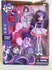 My Little Pony Equestria Girls - TWILIGHT SPARKLE Doll with Pony & Accessories