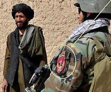 ISAF JSOC SP OPS MARSOC RAIDERS velkrö😎 SSI: AFGHANISTAN NATIONAL ARMY COMMANDO