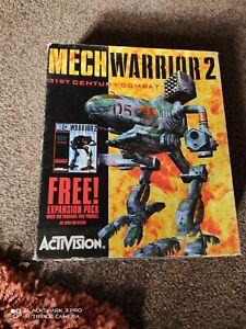 MechWarrior 2: 31st Century Combat Big Box PC Game