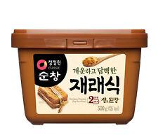 [Chung jung one] Doenjang Soybean Paste 17.6oz (500g) Korean Food
