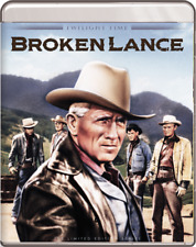 Broken Lance Blu-Ray - TWILIGHT TIME - Limited Edition Spencer Tracy - BRAND NEW