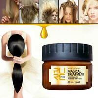 New Magical keratin Hair Treatment Mask 5 Seconds Hair Nourishing Root 60ML