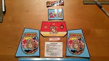 Pre cut decals for vintage electronic coleco tabletop mini arcade donkey kong.