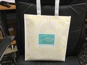 Reusable STAMPIN' UP shopping Bag, Large, tote