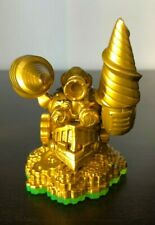 Skylanders Gold Drill Sergeant Rare Chase Variant Spyro's Adventure