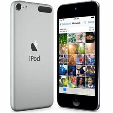 Latest Model Apple iPod Touch 7th Generation Silver (128GB) - A10 MP4 Player