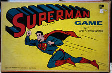 1967 Superman Spin Cycle Series Game - Pressman - Scarce