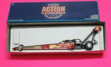 Racing action platinum series collectable 1:24 scale top fuel dragster