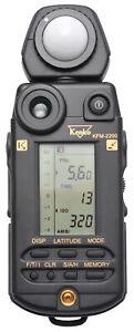 Kenko Flash Meter KFM-2200 Incident / Reflective Exposure Meter