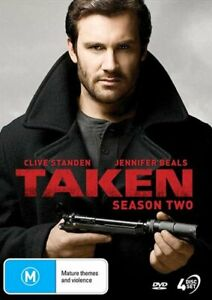 Taken - Season 2 DVD