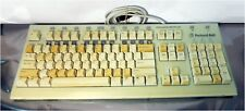 Vintage Packard Bell QWERTY USB Multimedia Keyboard, Model 5135I PN:6814370100