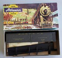 HO Athearn 5331 SANTA FE ATSF REA 50' PD Wood Express Reefer Car kit #4038 NIB