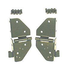 Rugged Ridge 11209.01 Windshield Hinge Fits 76-95 CJ5 CJ7 Scrambler Wrangler