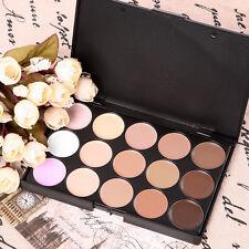Palette Concealer Correttori Fondotinta Trucco Make Up Cosmetici Kit 15 Colori