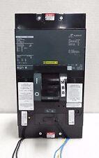 Square D LH-350A 1271803121 350AMP 600V 3 Pole Circuit Breaker