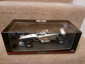 McLaren MP4/13 Mika Hakkinen 1998 1:18 scale model car, Paul's model art!!!!!