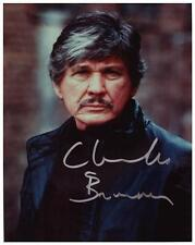 CHARLES BRONSON AUTOGRAPHED 8X10 PHOTO  REPRINT (FREE SHIPPING)*