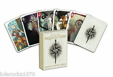 Dragon Age Inquisition Playing Cards BioWare Poker Card Deck New Sealed Mint
