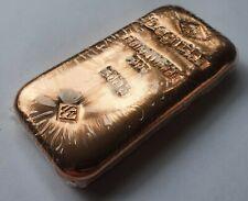 1/2 KILO / KG 999 KUPFER DEGUSSA BARREN - ANLAGE WIE SILBER / GOLD / PALLADIUM