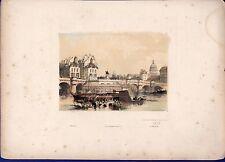 Port Neuf Paris 1836 Print