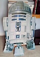 1977 STAR WARS R2D2 LIFE SIZE CARDBOARD DISPLAY RARE ORIGINAL FACTORS