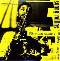 Sonny Rollins - Sonny Rollins with the Modern Jazz Quartet [New Vinyl]