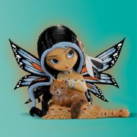 Jasmine Becket-Griffith Native Inspired Fairy Heartgate, Spirit/Freedom