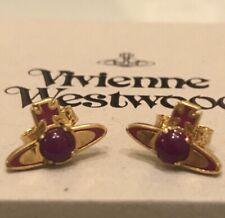 Vivienne Westwood Betsy Orb Earrings