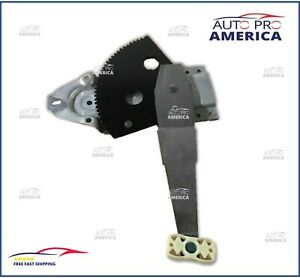 NEW OEM 1982-1991 Ford Lincoln Mercury Left Rear Window Regulator Without Motor