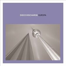 DISCO DISCHARGE: Europa - Various Artists (Audio CD) - NEW